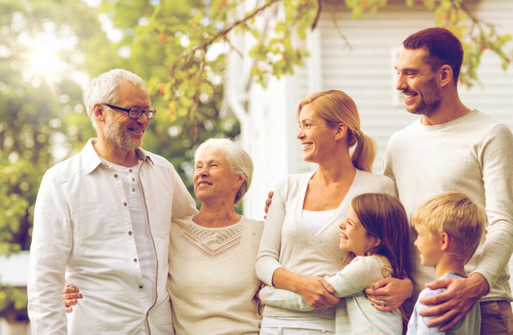 Head vanavanemate päeva! 25 põhjust, miks lapsed vajavad ja armastavad oma vanavanemaid