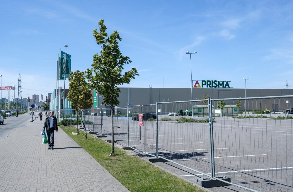ФОТО: Расширение Lasnamäe Prisma. Есть ли повод для беспокойства?
