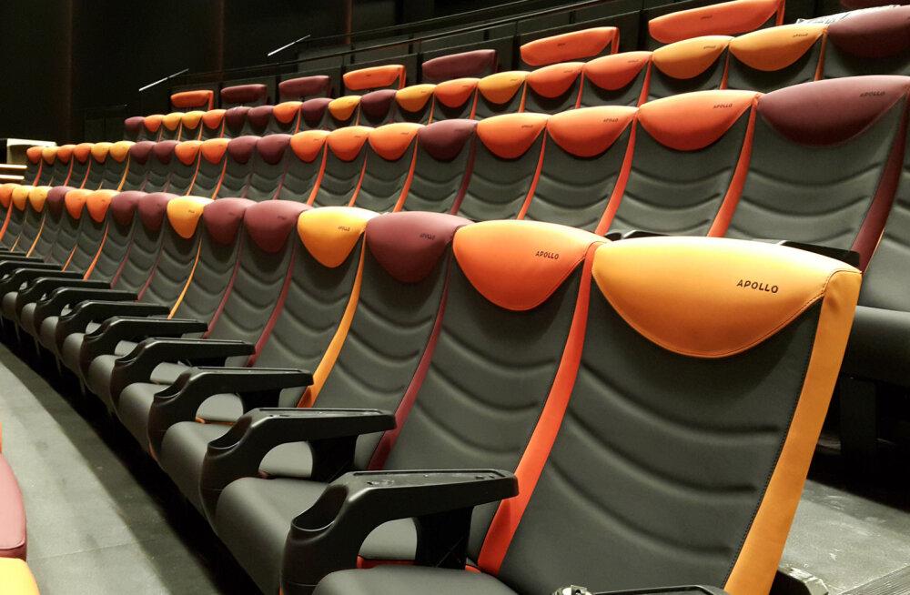 UHKE VÄRK: Apollo Kino avab Tartus maailmatasemel kinokeskuse