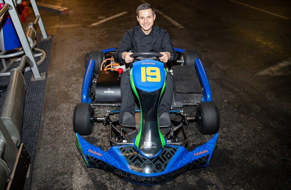 Blue Shock Race'i tegevjuht Artis Daugins