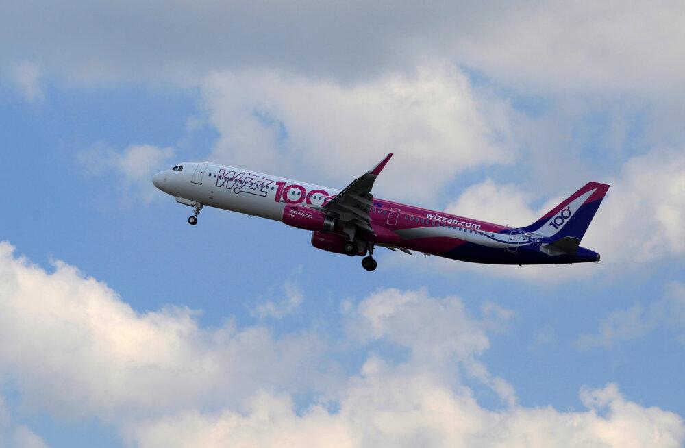 KIIRUSTA | Täna kõik Wizz Airi lennud 20% soodsamad — otselennud Tallinnast ja Riiast alates 9€ ots!
