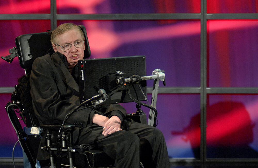 Stephen Hawking 2010. aastal