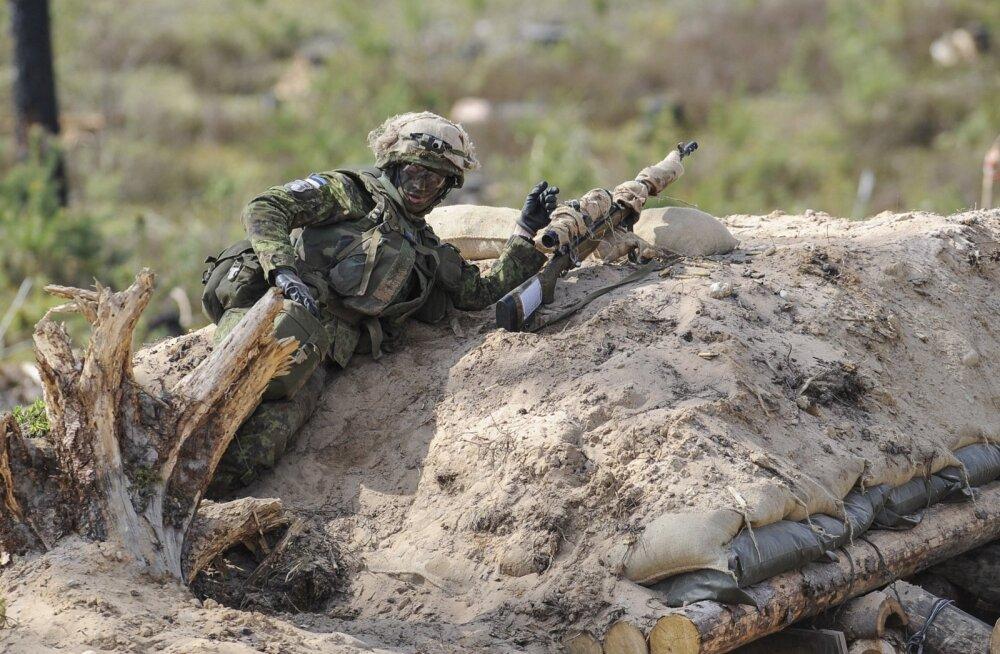 Hanke nurjumise tõttu ei saanud kaitseväelased Siilil kasutada nii palju granaate, kui loodeti.