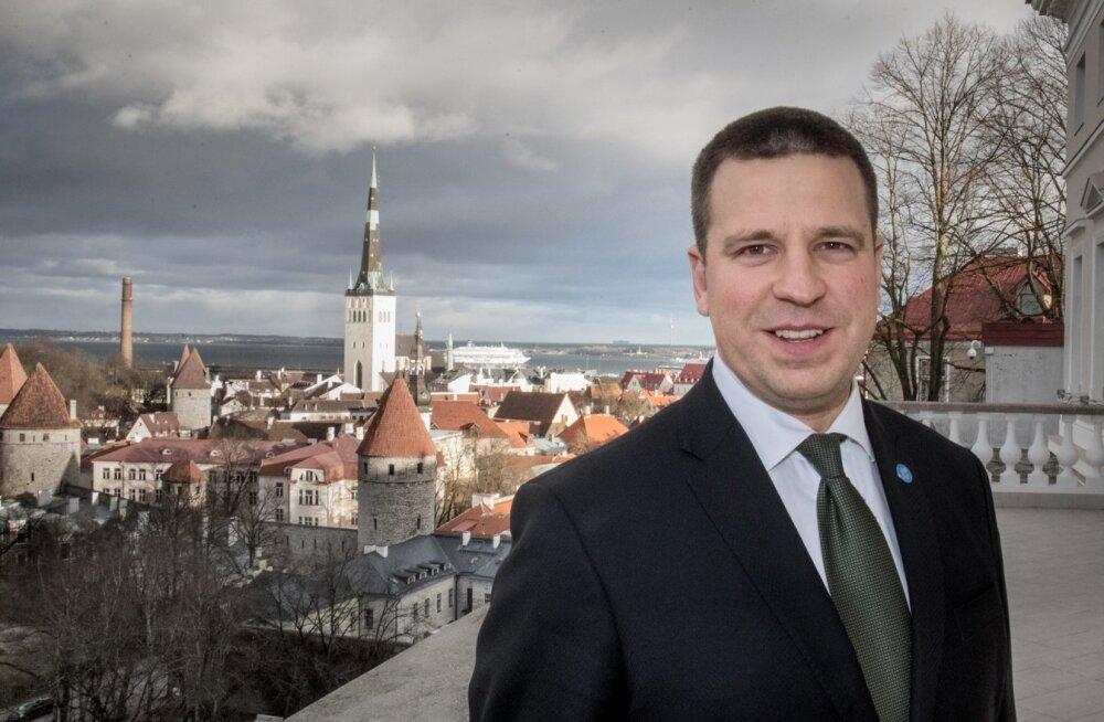 Председатель Центристской партии сказал, что ему не нравятся некоторые решения нарвских однопартийцев