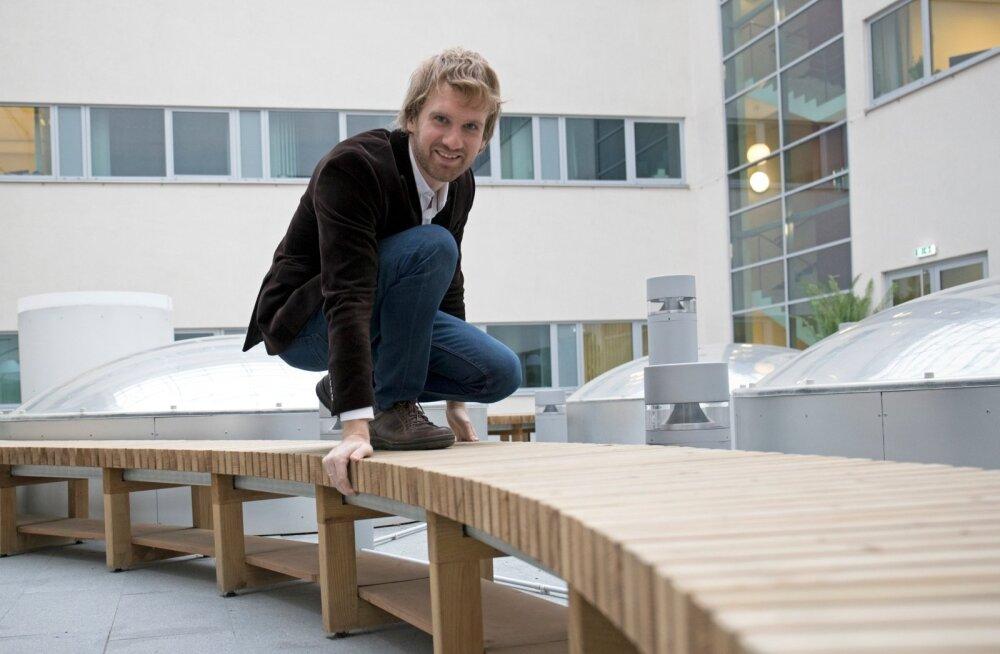 Ralf-Martin Soe. Finest TWINS projektijuht