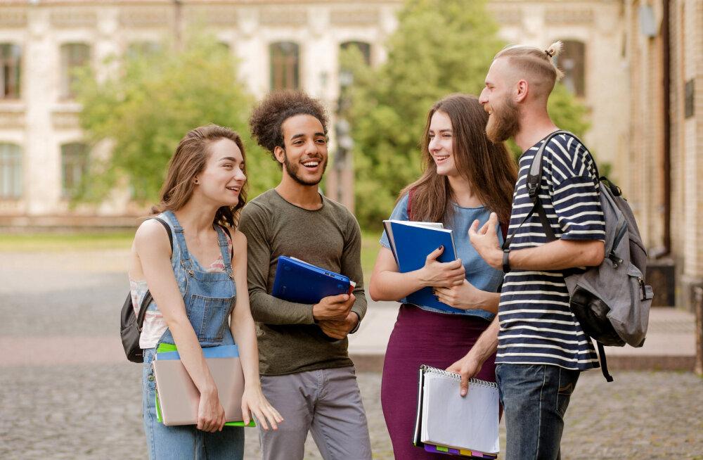 Sihtasutus Archimedes viib Eesti ülikoolid USAsse õppimisvõimalusi tutvustama