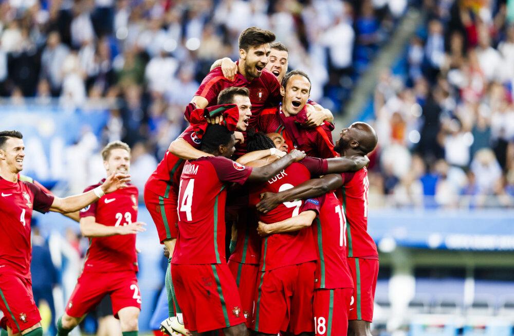 Portugal alustas Maailmajagude turniiri põneva viigiga Mehhiko vastu