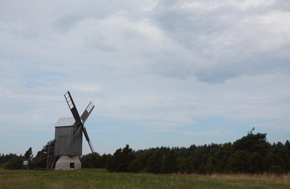 Leedri küla
