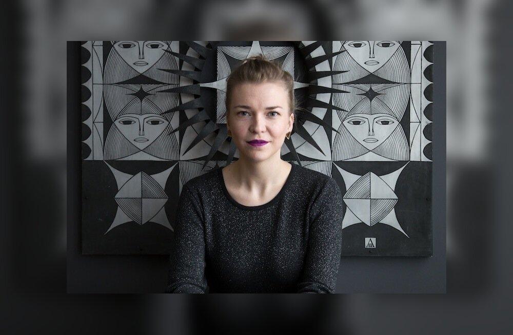 """Kaisa Jõhvik kuulab ka ise meelsasti just seda muusikat, mida pakub """"Lihtsalt nostalgia""""."""