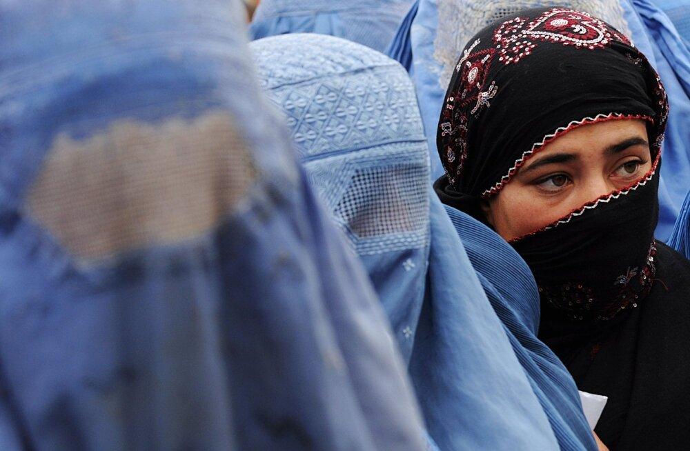 Burka ja niqab