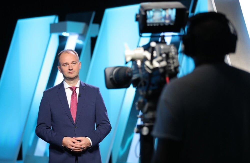 """ETV uue saate """"Esimene stuudio"""" esimene saade"""