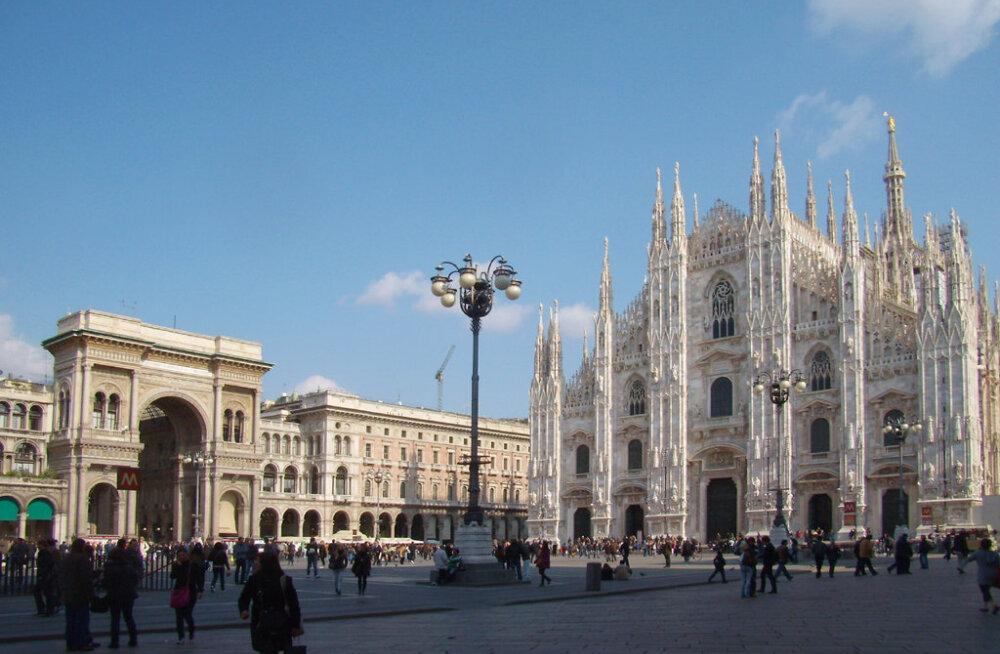 Kuus kohta, mida iga turist kohalike sõnul Milanos külastama peab