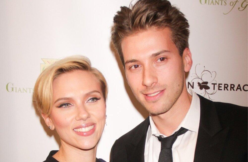 Scarlett ja Hunter Johansson