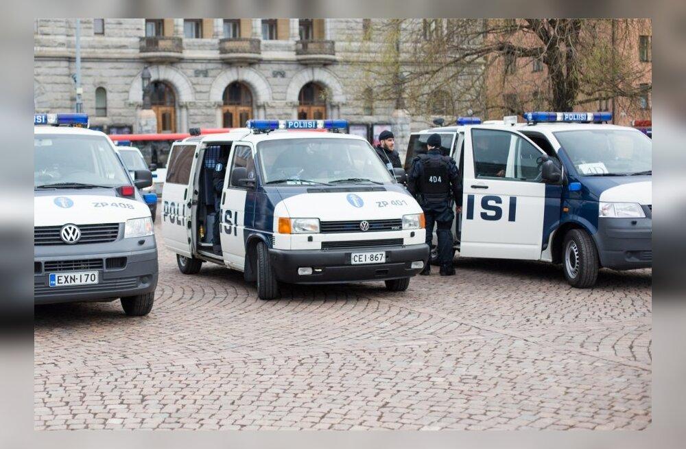 Ajaleht: Soomes tuleb uue alkoholiseaduse tõttu politseinike arvu suurendada