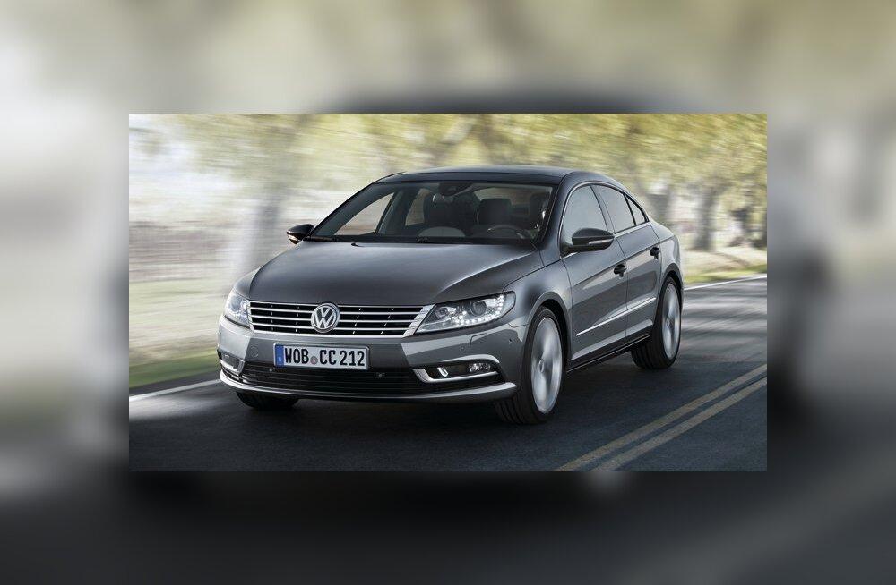 Новый владелец эстонского дилера Volkswagen хочет захватить до 15% рынка