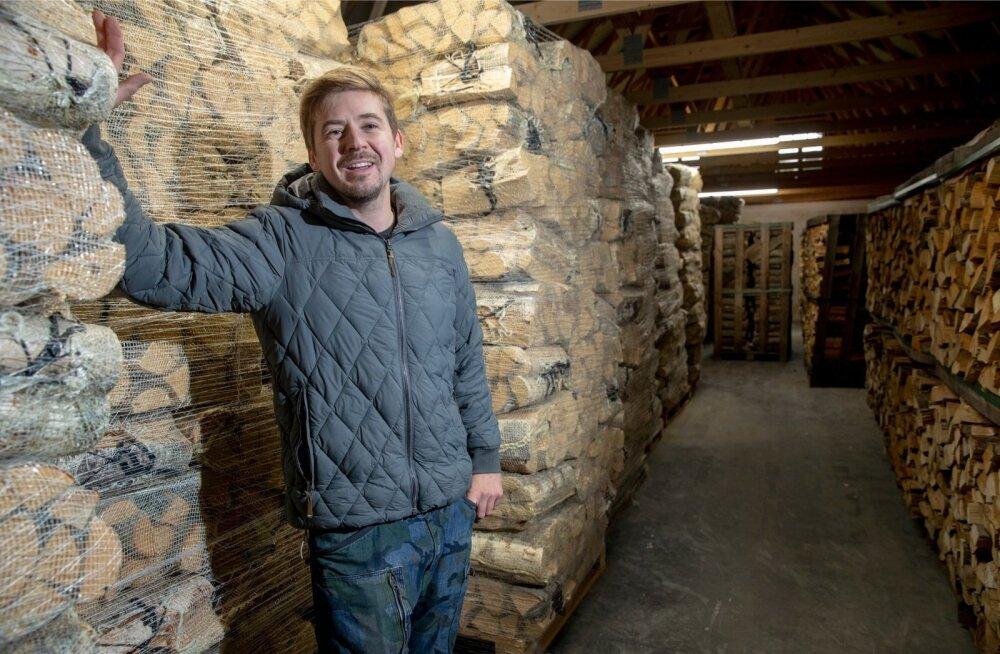 Harju Puu tegevjuhi Mart Liivaku sõnul algatas küttepuude hinnatõusu eelmise aasta märg sügis.