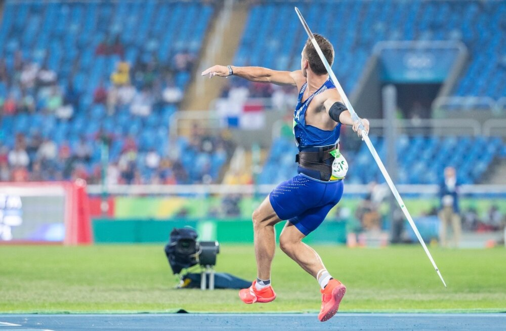 Rio de Janeiro olümpia meeste odaviske kvalifikatsioon