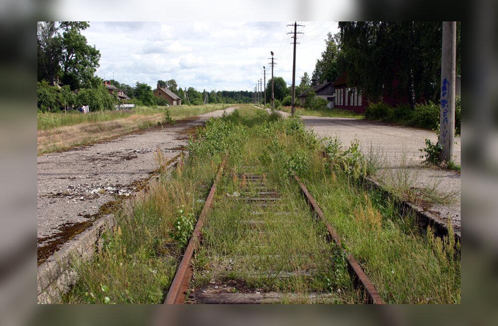 Valitsus otsustab homme Pärnu-Mõisaküla raudtee ülesvõtmise