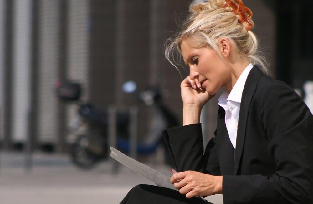 Eesti on naisjuhtide osakaalult maailmas kolmandal kohal