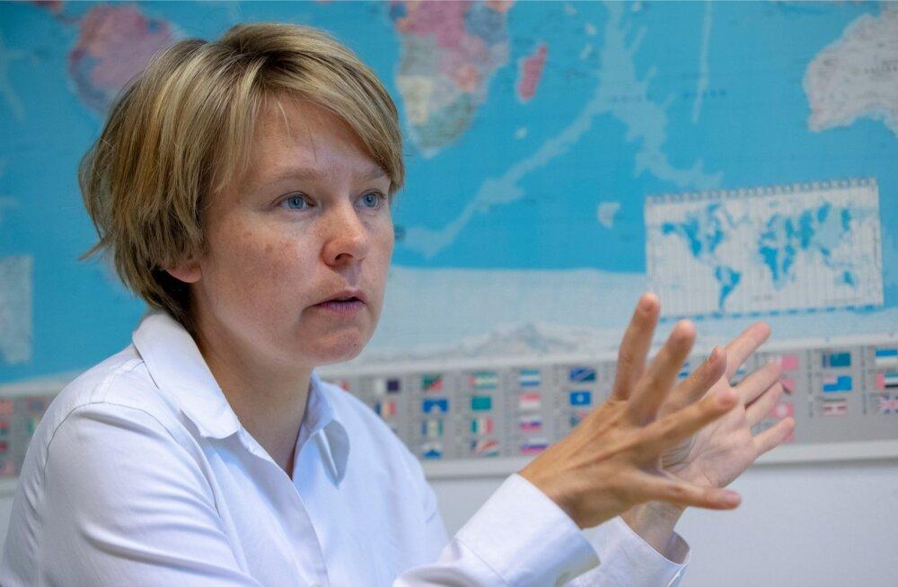 Eestis elav Vene teisitimõtleja Jevgenia Tširikova kirjutab president Kersti Kaljulaidile, et on kolm aastat otsinud lõimumisprogramme, aga pole leidnud.