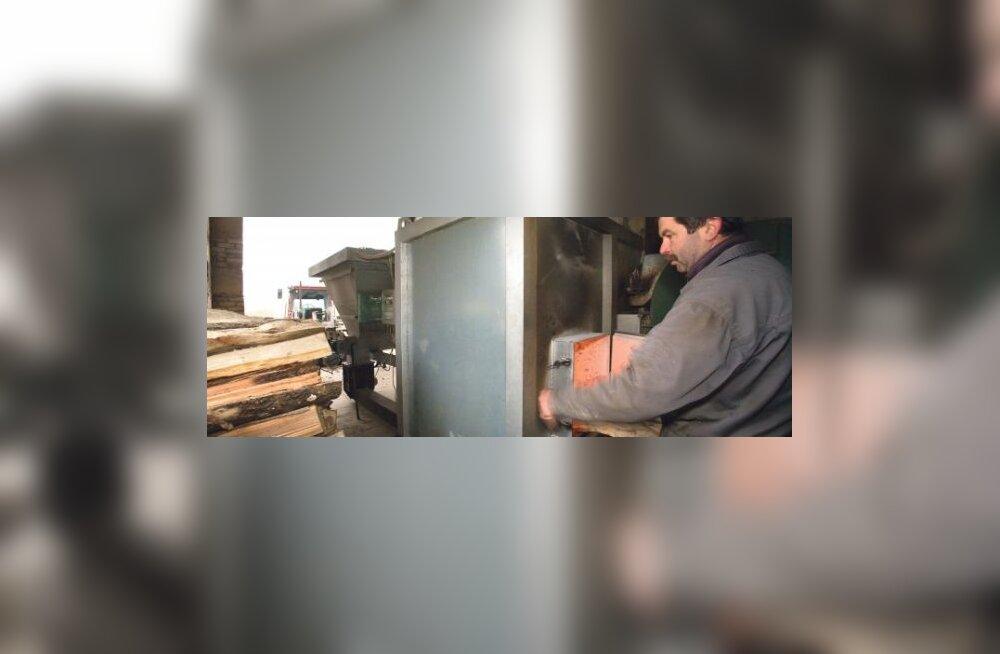 Vilja kütmine hoiab kuivatuskulusid kokku