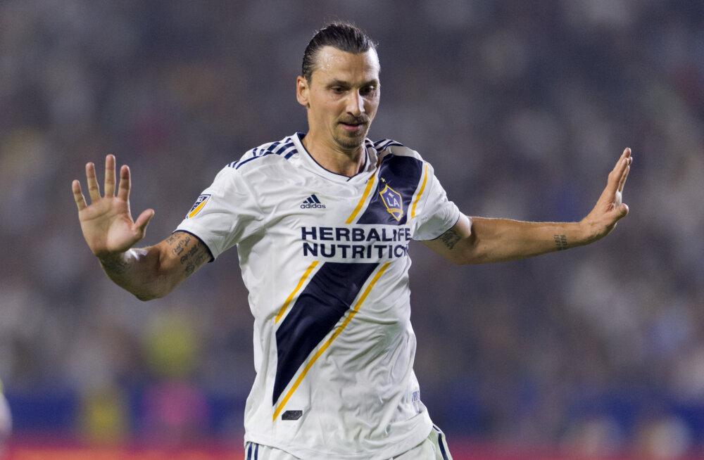 Zlatan Ibrahimovic läheb Egiptuse klubisse?