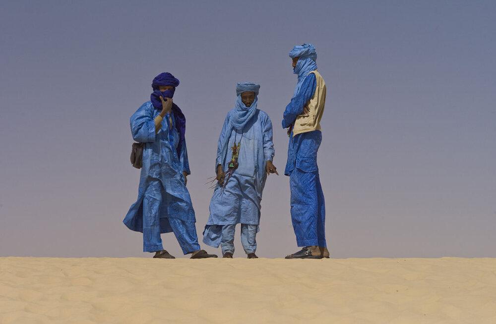 Uus ajakiri Horisont tutvustab Aafrikas oma riigi eest võitlevaid tuareege