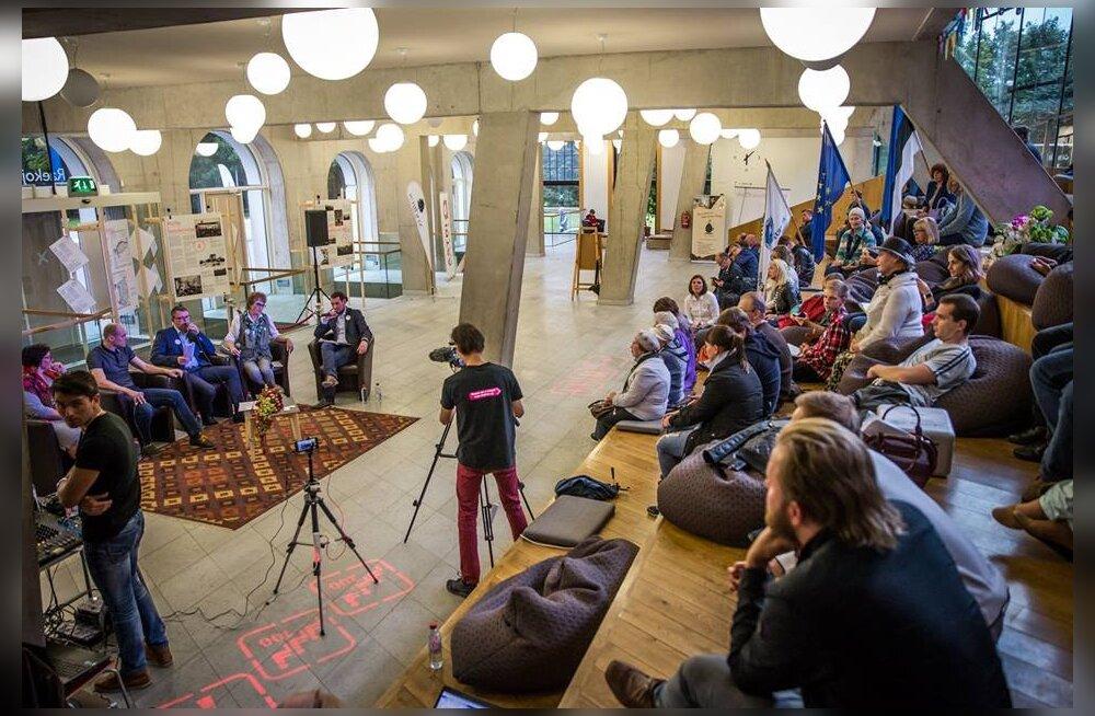 9 декабря в Нарве пройдет второй день обсуждений BAZAR
