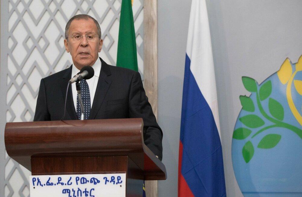 Lavrov: Venemaa süüdistamine Skripali mürgitamises on paljasõnaline ja võrdlemine Litvinenko looga kohatu