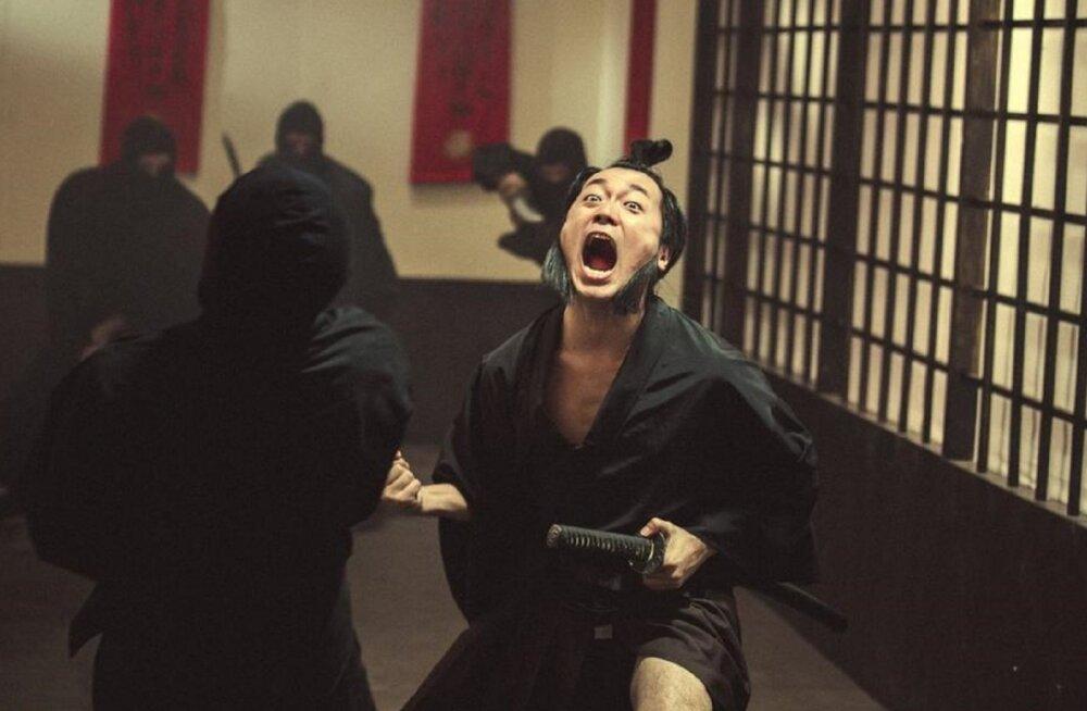 """HÕFFil linastunud """"Samuraipatsiga detektiiv"""" on täpselt selline, mida Jaapani friigifilmilt oodata võiks"""