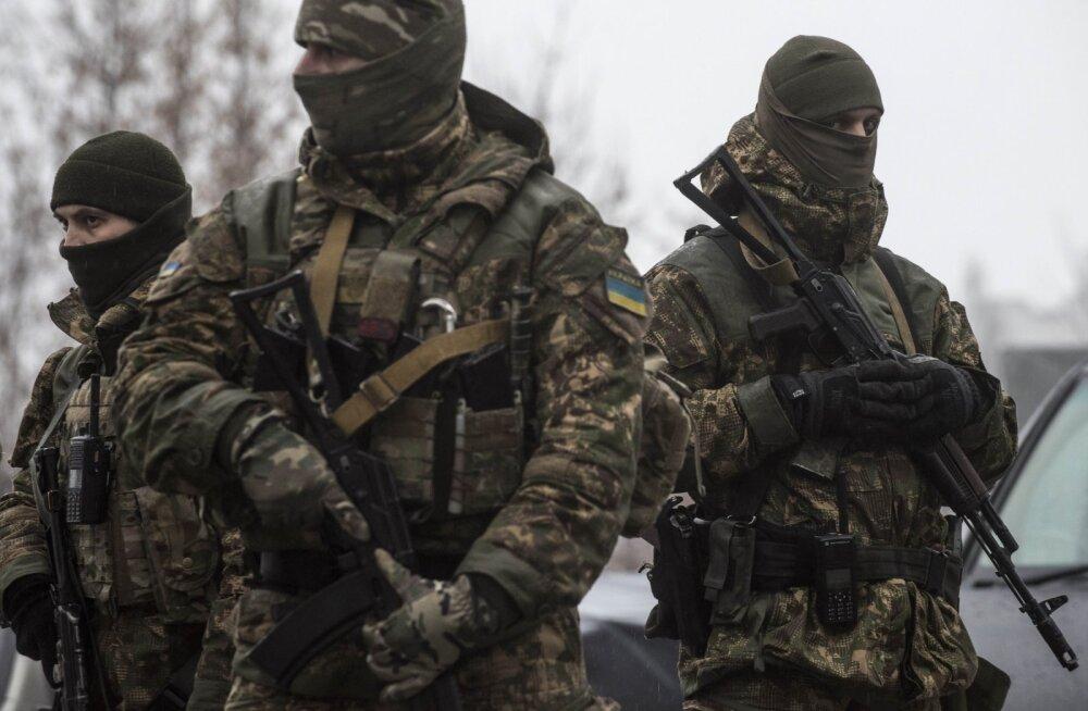 Kremli-meelne Ria Novosti: Ida-Ukraina aladele ilmus välismaalt pärit sõjaväelasi