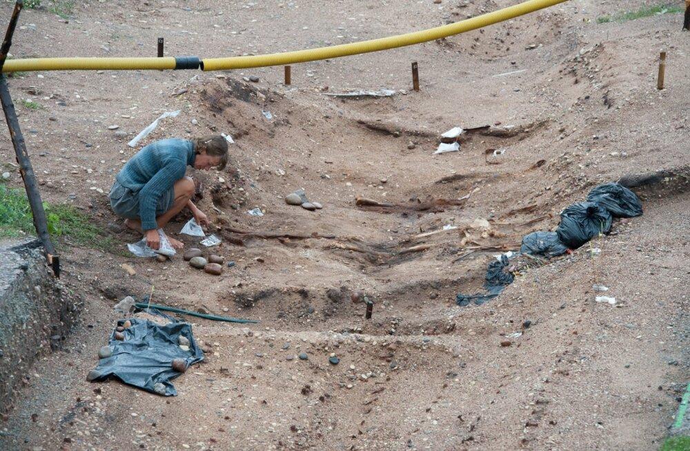 Saaremaalt Salme külast leiti 2008. ja 2010. aastal kaks viikingite laevamatust.