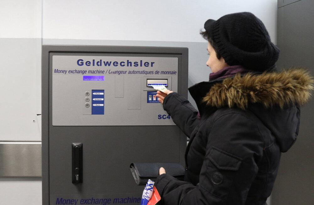 Saksamaal hakkasid rahavedajad streikima
