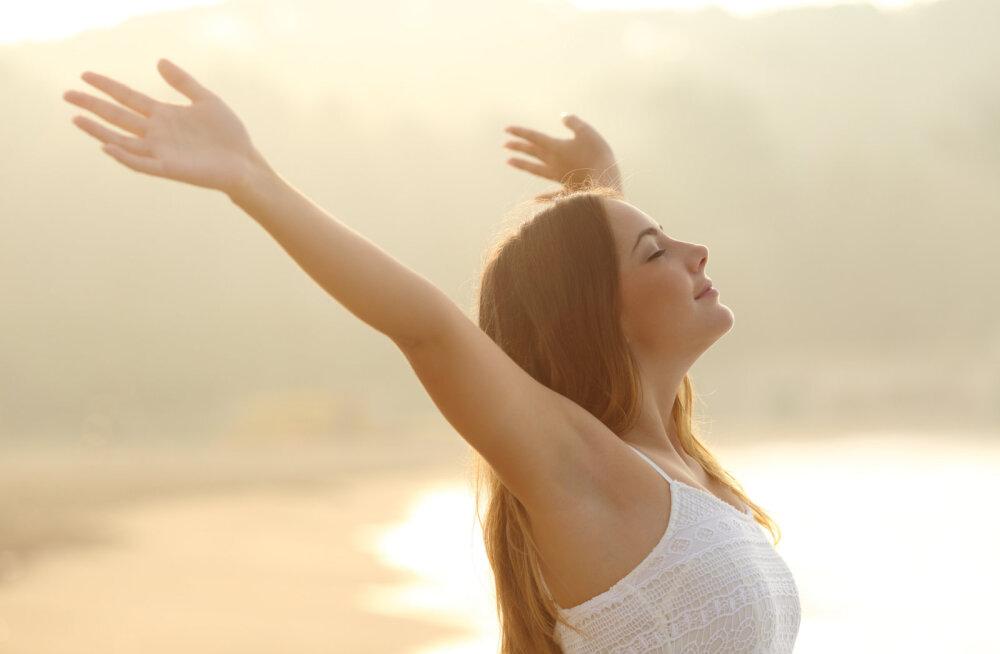 Teadlik hingamine muudab südame rahulikuks ja paneb aju tõhusamalt tööle