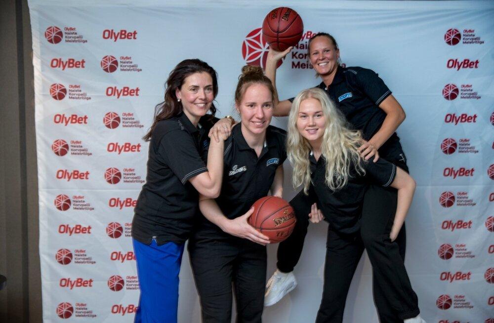 Eesti naiste korvpallikoondise pressikonverents