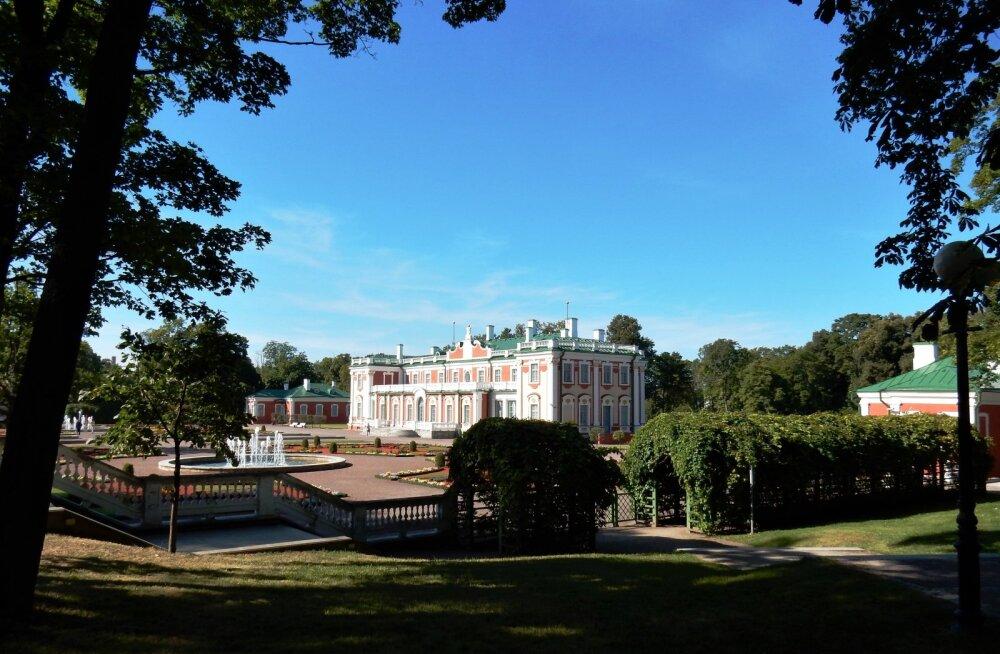 Кадриорг 300: Жители Эстонии заслужили, чтобы у нас был хотя бы один парк в стиле 18 века!