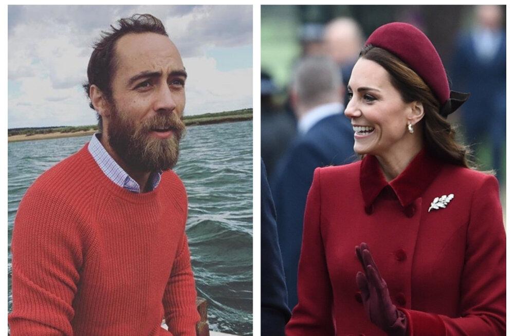 FOTOD | Kae mitmekülgset meest! Kate Middletoni vend tegi oma Instagrami avalikuks