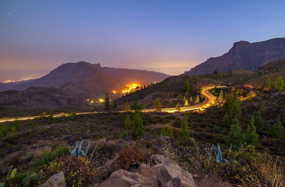 Lenda nädala lõpus Gran Canariale: edasi-tagasi otselend Helsingist vaid 55 eurot!
