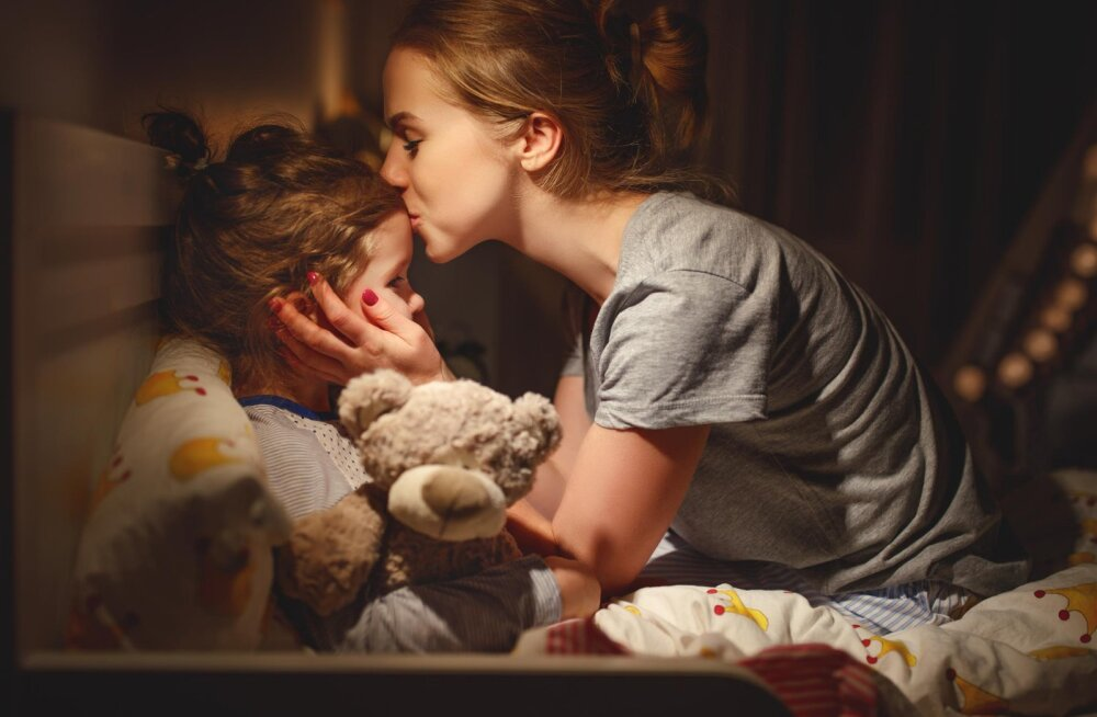 Laps ei ole kesksoost | Just nende asjade poolest erineb poisi ja tüdruku kasvatamine