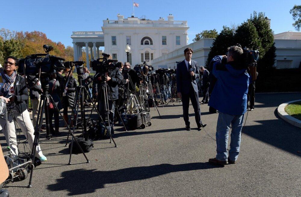 AP: Donald Trump ei lase pressi endale ligi ega teavita oma tegemistest