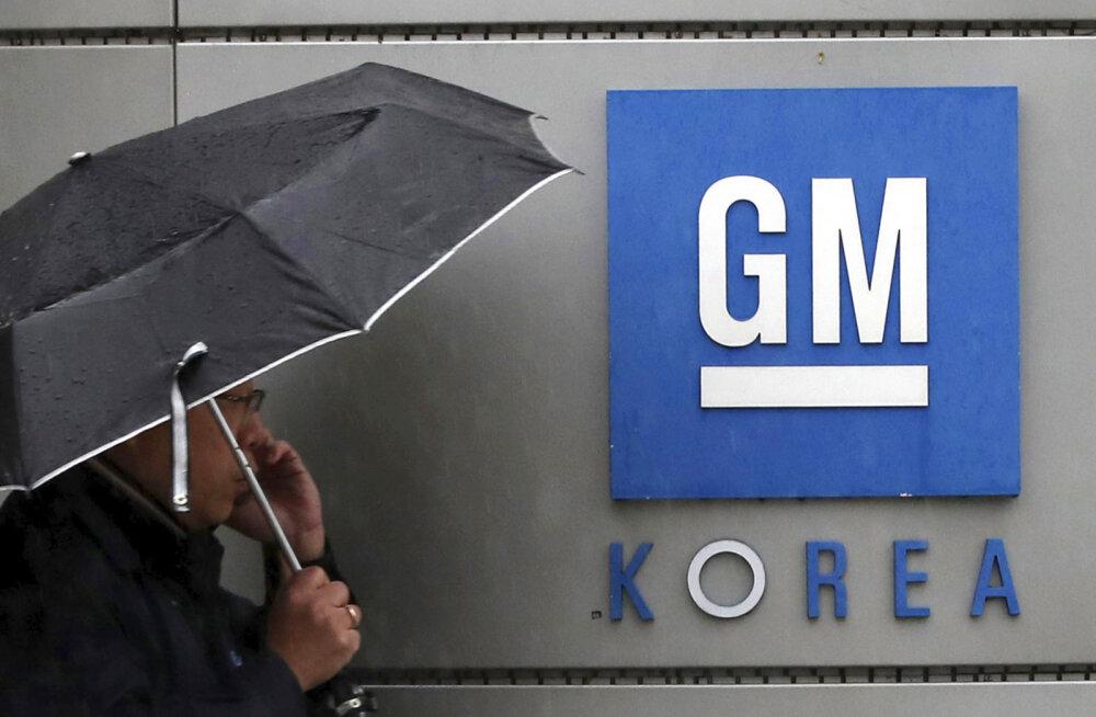 USA autotootja jättis ootamatul põhjusel Lõuna-Koreas ära pressikonverentsi