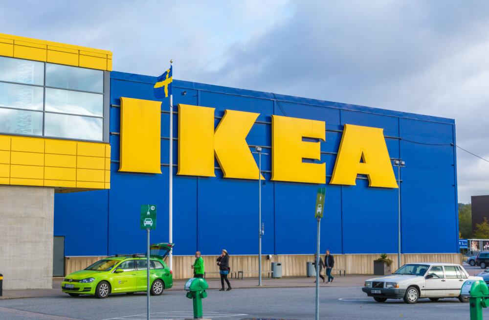 IKEA astub esimesi samme sisenemaks Eesti turule, vaata kuidas!