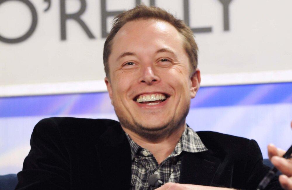 Elon Musk hakkab järgmiseks... kommi tootma