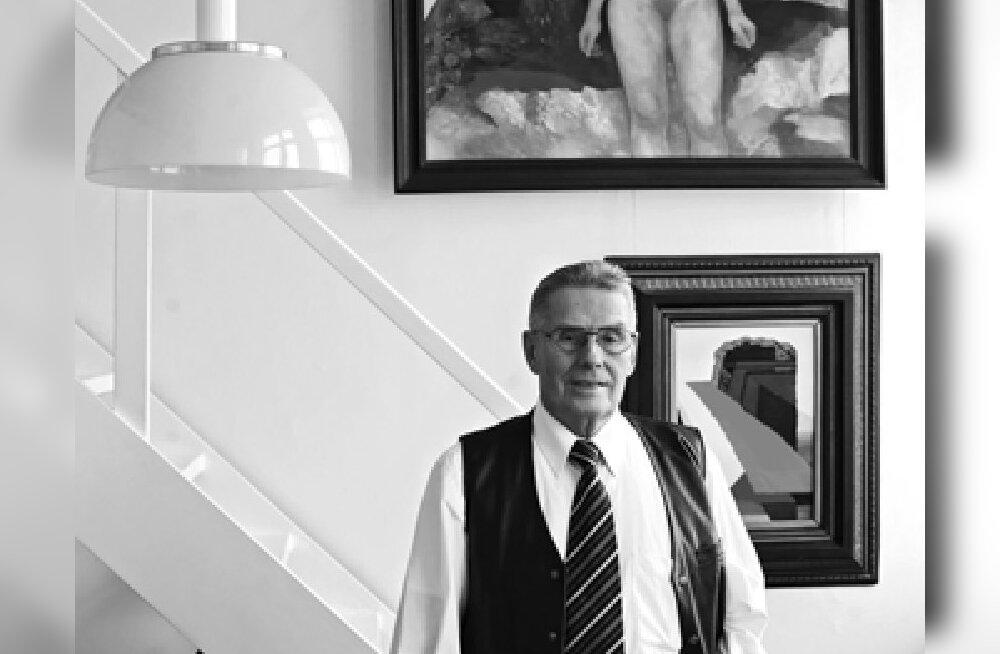Olev Subbi — härrasmees, kes unistab juhusest