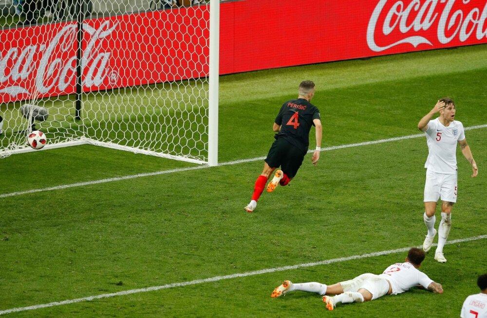 BLOGI | Inglaste unistused purunesid: Horvaatia mängis ennast lisaajaga finaali!