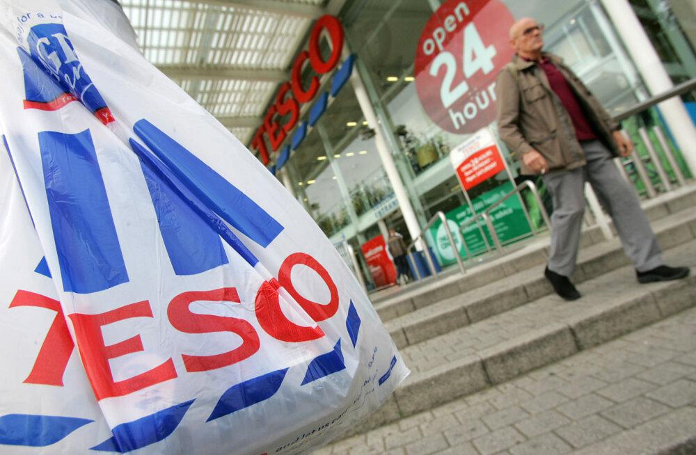 Prisma hakkab Eestis müüma Tesco tooteid