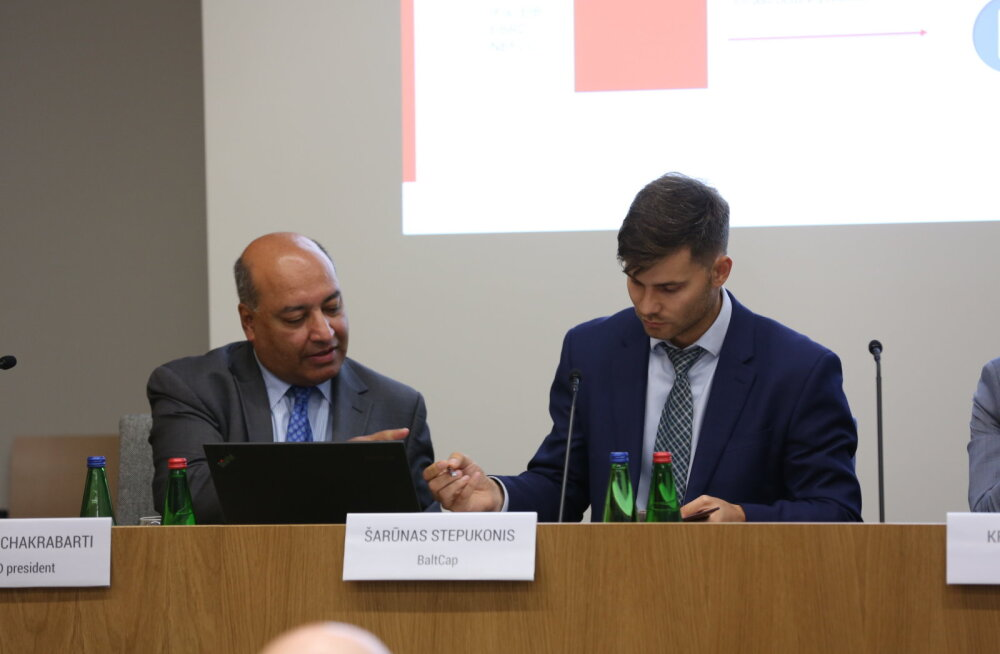 BaltCapi taristufond kasvatas kogumahu 100 miljoni euroni
