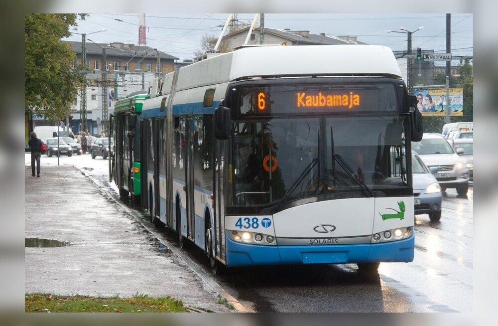 Transpordi ametiühingu TTTK ja TAK-i osakonnad ühinesid