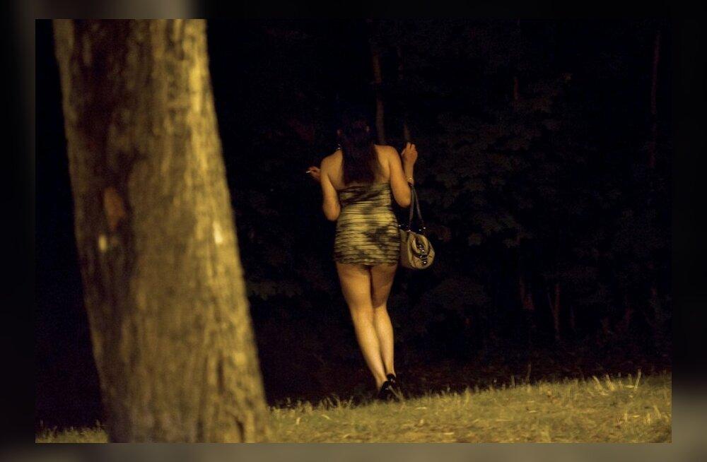 Полицейский: проститутка зарабатывает меньше прожиточного минимума