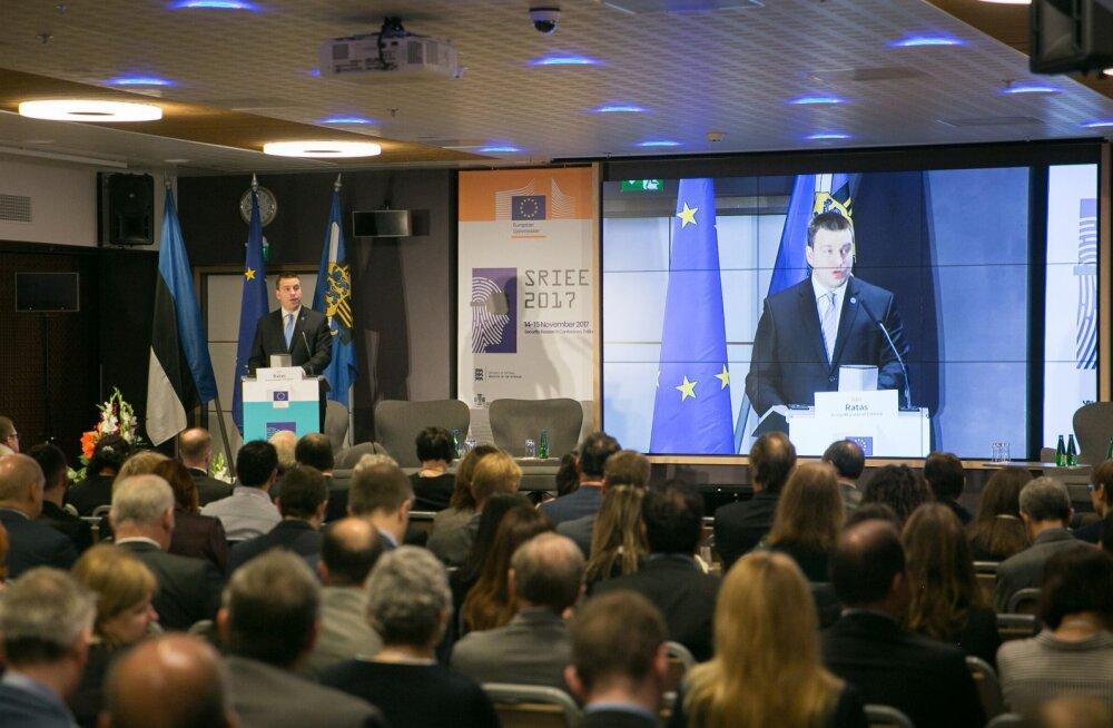 Ратас: новая восточная граница Эстонии — это конкретный пример симбиоза нового образа мышления и технологий